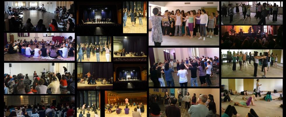 Nuevo taller Vivencial de canto y expresión