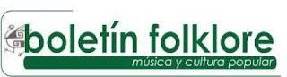 Boletín Folklore: «La música me ayuda a vivir. Yo vivo para hacer música»